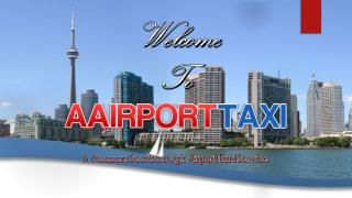 Pleasant Scarborough Airport Taxi Service