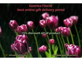 Goenka Florist Best Online Florist India