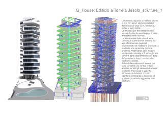 G_House: Edificio a Torre a Jesolo_strutture_1