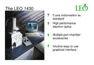 The LEO 1430