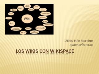 Los wikis con  wikispace