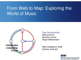 From Web to Map: Exploring the World of Music
