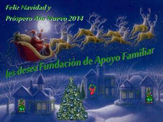 Feliz Navidad y  Pr�spero A�o Nuevo  2014