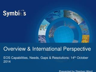 Overview & International Perspective