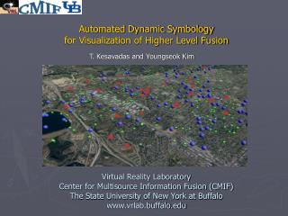 Automated Dynamic Symbology for Visualization of Higher Level Fusion