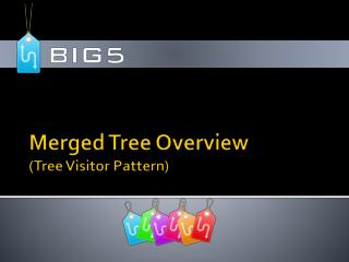 Merged Tree Overview (Tree Visitor Pattern)
