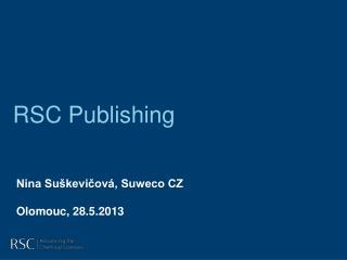 RSC Publishing