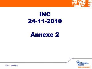 INC  24-11-2010 Annexe 2