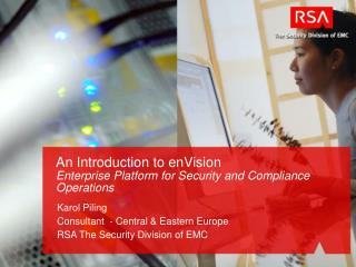 An Introduction to enVision Enterprise Platform for Security and Compliance Operations
