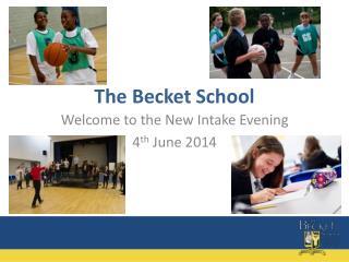The Becket School