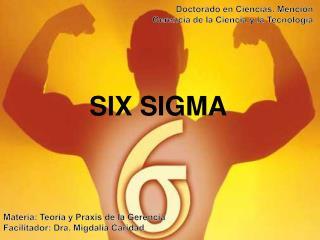 Materia:  Teor ía  y Praxis de la Gerencia Facilitador:  Dra .  Migdalia Caridad