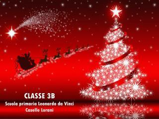 CLASSE 3B Scuola primaria Leonardo da  Vinci  Caselle Lurani