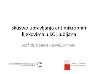 Ljubljana , 18.01.2007
