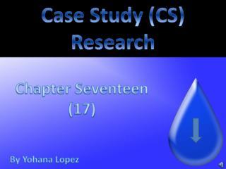 Chapter Seventeen (17)