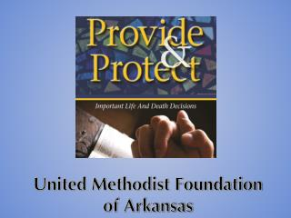 United Methodist Foundation  of Arkansas