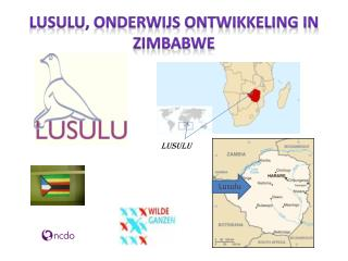 LUSULU, onderwijs ontwikkeling in Zimbabwe