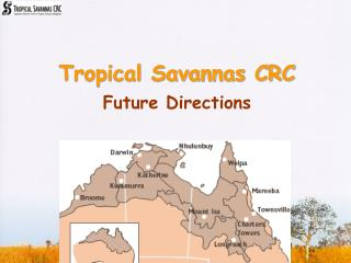 Tropical Savannas CRC