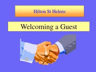 Hilton St Helens