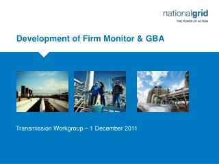 Development of Firm Monitor & GBA