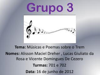 Grupo 3