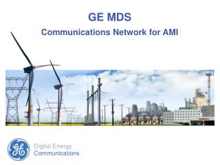 Digital Energy Communications
