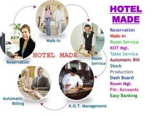 HOTEL MADE