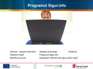 Programul Sigur