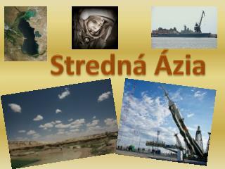 Stredná Ázia