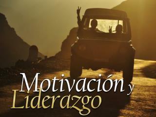 Motivación  y