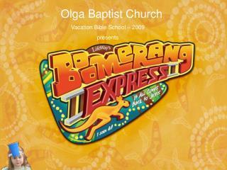 Olga Baptist Church
