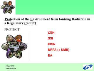 CEH SSI IRSN NRPA (+ UMB) EA