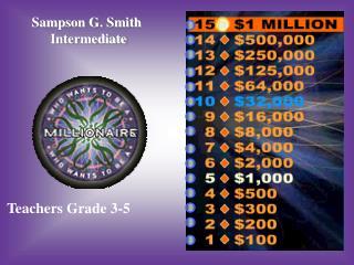 Sampson G. Smith  Intermediate