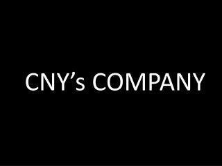 CNY's COMPANY