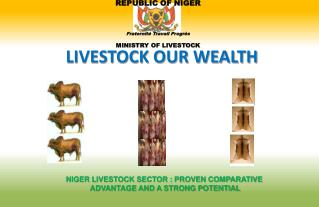 LIVESTOCK OUR WEALTH