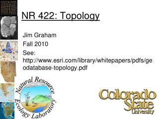NR 422: Topology
