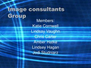 Image consultants Group