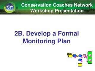2B. Develop  a Formal  Monitoring Plan