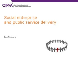Social enterprise and public service delivery