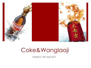 Coke&Wanglaoji