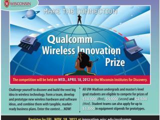 Qualcomm Wireless Prize