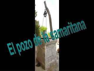 El pozo de la samaritana
