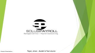 Managed Service / Payroll Outsourcing