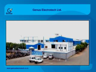 Genus Electrotech Ltd.
