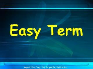 Easy Term