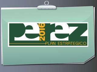 Plan Estratégico Pérez