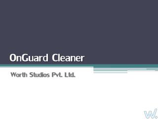 OnGuard Cleaner| Mobile Cleaner| RAM Booster