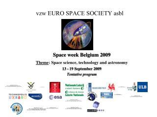 vzw EURO SPACE SOCIETY asbl