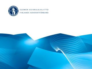 The Finnish Legal Profession of Advocates