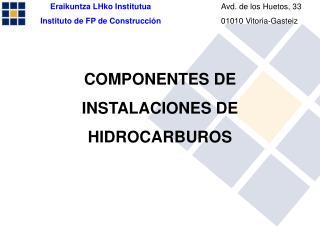 Avd. de los Huetos, 33 01010 Vitoria-Gasteiz