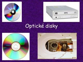 Optick é disky